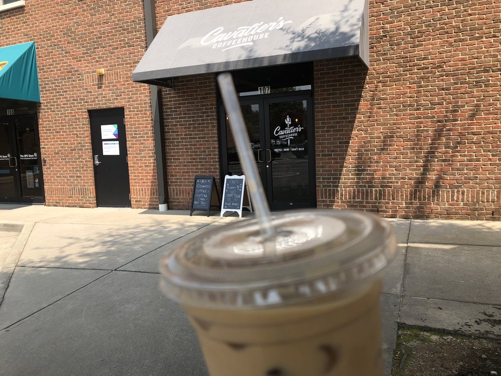 Cavalier's Coffeehouse: 336 Georgia Ave, North Augusta, SC