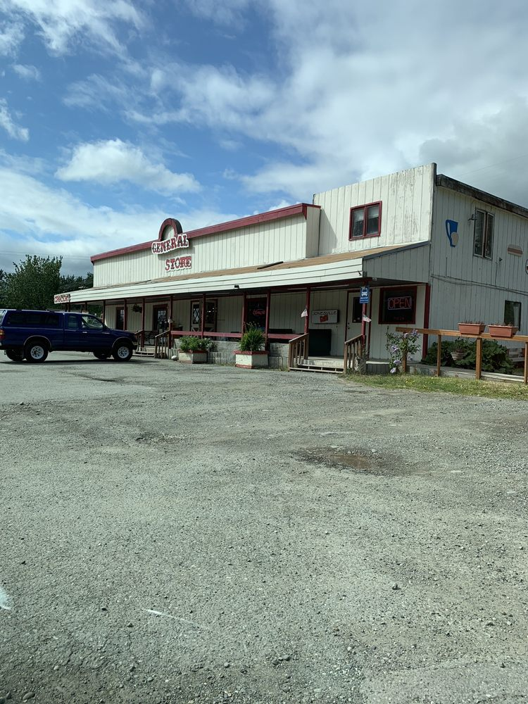 Jonesville Cafe: 61 Glenn Hwy, Sutton, AK