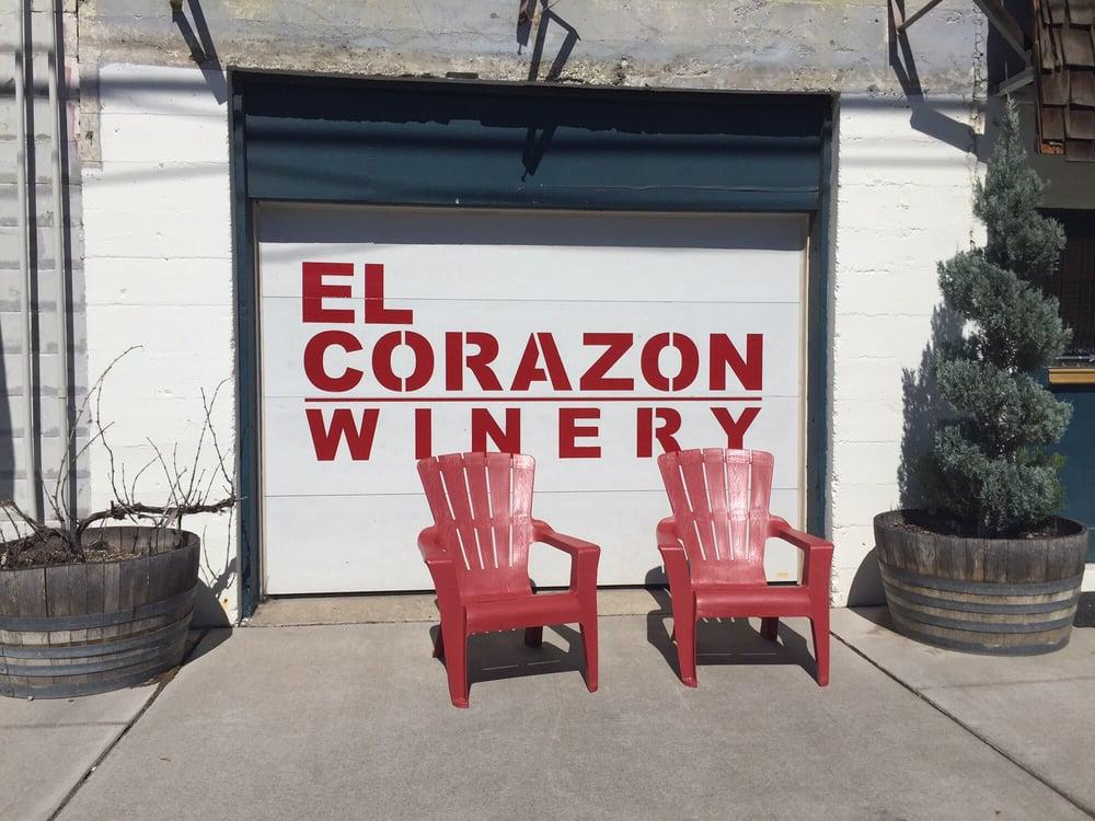 El Corazon Winery 14 Photos Amp 28 Reviews Wineries 37