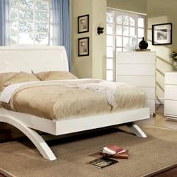 Elegant Photo Of LA Discount Furniture   Glendale, CA, United States. Delano  Contemporary White