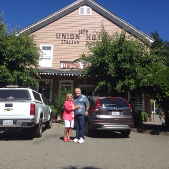 Photo Of Union Hotel Restaurant Occidental Ca United States
