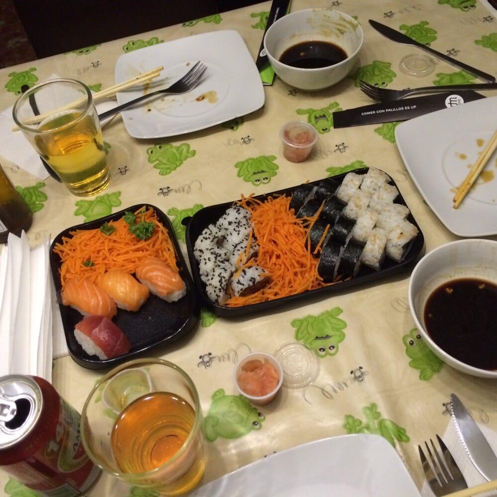 Sushiup japon s avenida del pintor xavier soler 3 for Restaurante japones alicante
