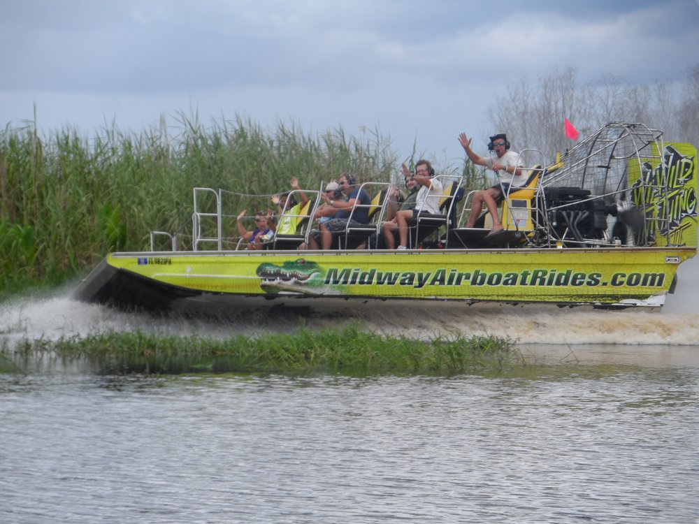 Airboat Rides At Midway - 188 Photos & 97 Reviews - Boat
