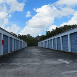 Photo Of County Line Mini Storage Spring Hill Fl United States Drive Up Units