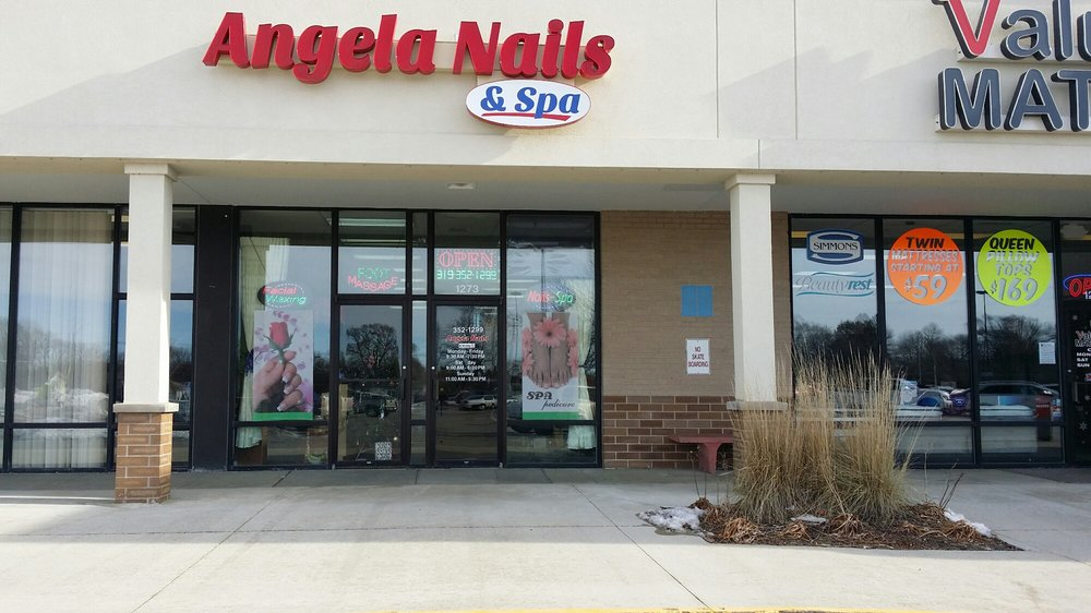 Angela Nails & Spa: 1273 4th St Sw, Waverly, IA
