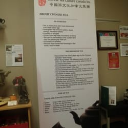 Photo Of Chinese Tea Culture Canada