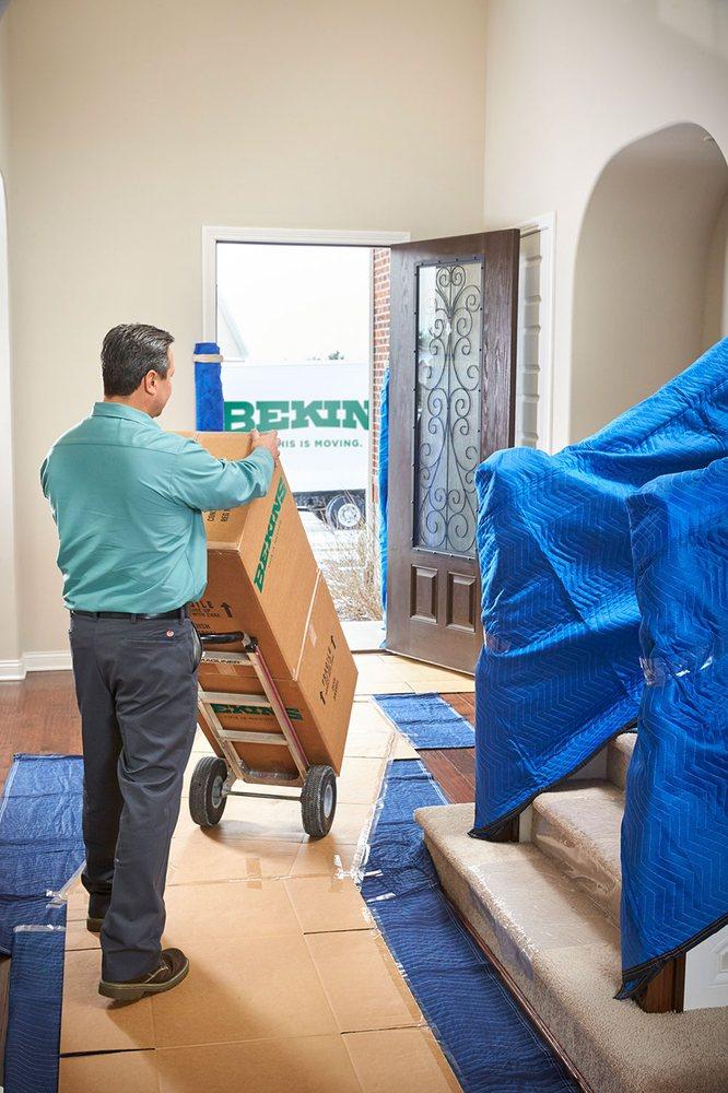 Bekins Moving Solutions: 15111 Farm Creek Dr, Woodbridge, VA