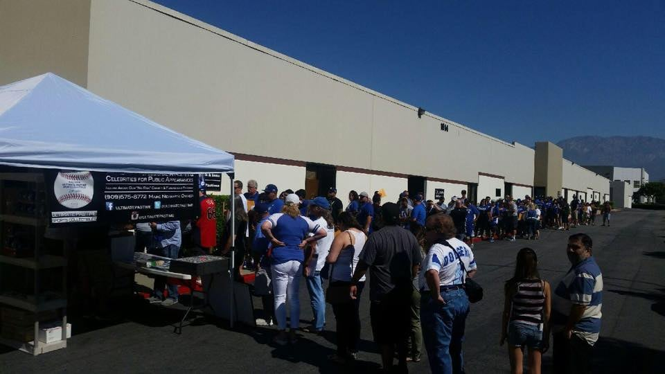 Ultimate Pastime Sports Collectibles: 1614 S Carlos St, Ontario, CA