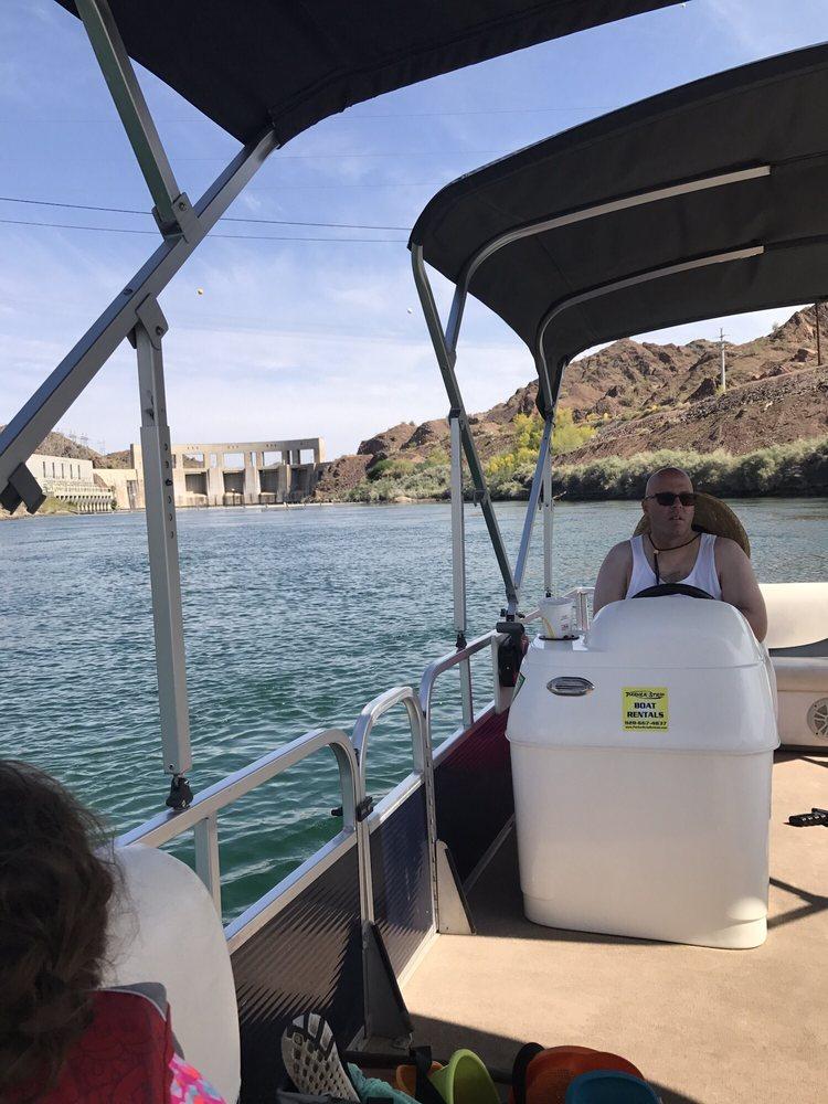 Parker Strip Boat & Jet Ski Rentals: 7804 Riverside Dr, Parker, AZ