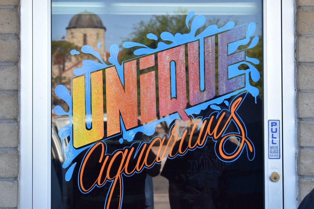 Unique Aquariums: 701 N Park Ave, Casa Grande, AZ
