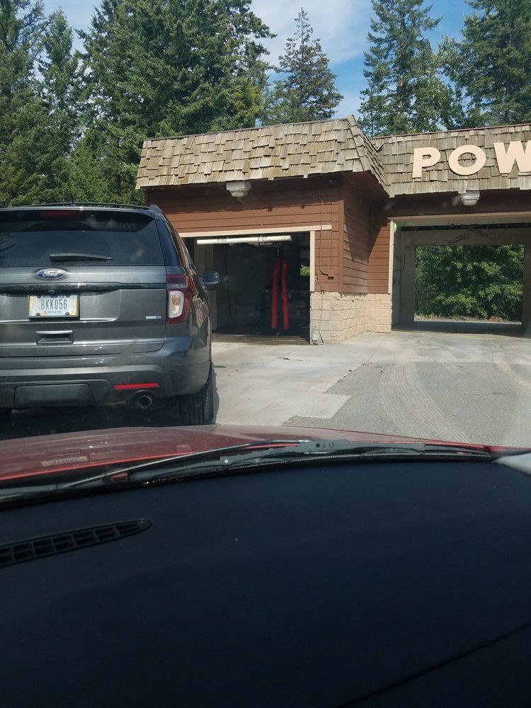 Bigfork Quicklube & Powerwash: 8539 Mt Highway 35, Bigfork, MT