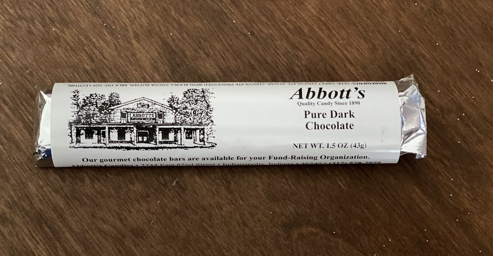 Abbott's Candy Shop: 48 E Walnut St, Hagerstown, IN