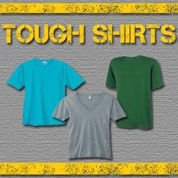 Tough shirts screen printing t shirt printing 1304 for T shirt printing in houston tx