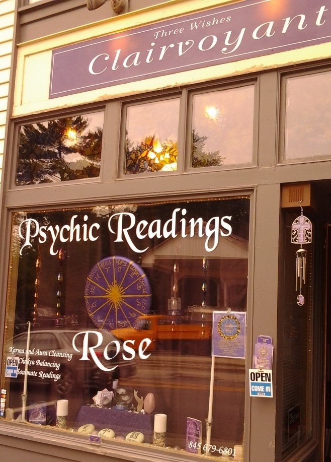 Psychic Readings By Rose: 40 Mill Hill Rd, Woodstock, NY