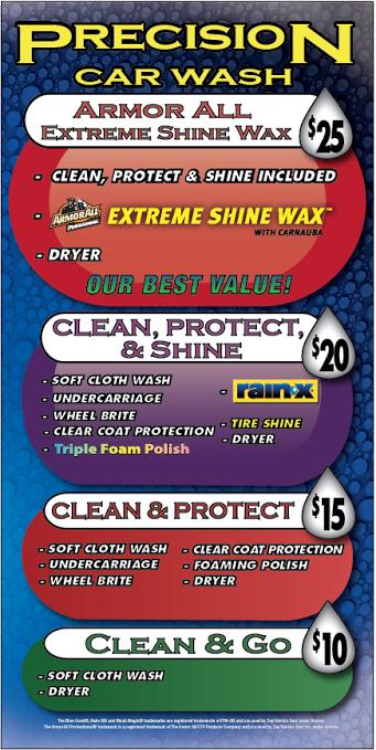 Precision Car Wash: 270 Main St, Medfield, MA