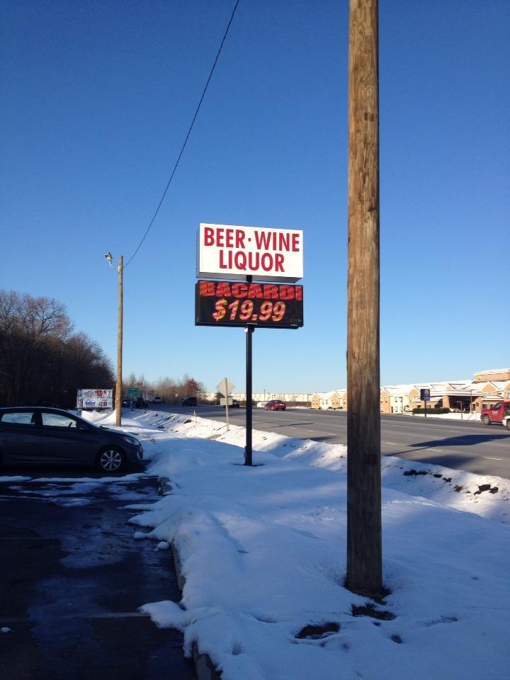 Liquor World: 479 N East Rd, North East, MD