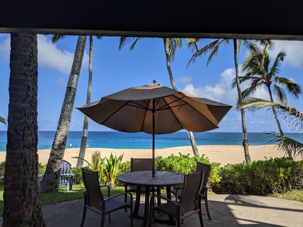 Ke Iki Beach Bungalows: 59-579 Ke Iki Rd, Haleiwa, HI