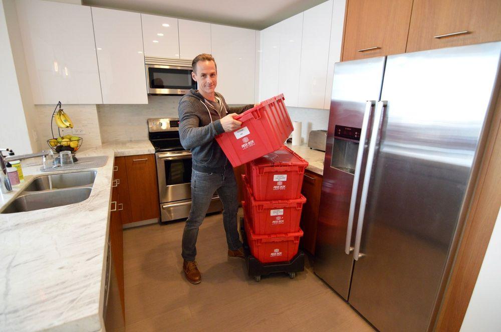 Redi-Box Moving Boxes: 5517 NE St James Rd, Vancouver, WA