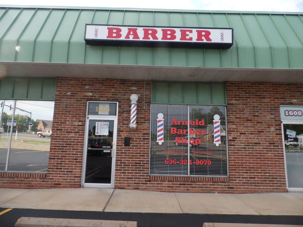 Arnold Barber Shop: 1606 Jeffco Blvd, Arnold, MO