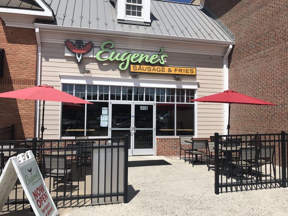 Eugene's Sausages Fries: 15111 Washington St, Haymarket, VA