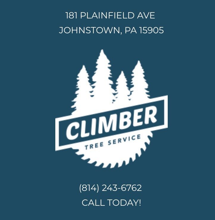 Climber Tree Service: 181 Plainfield Ave, Johnstown, PA