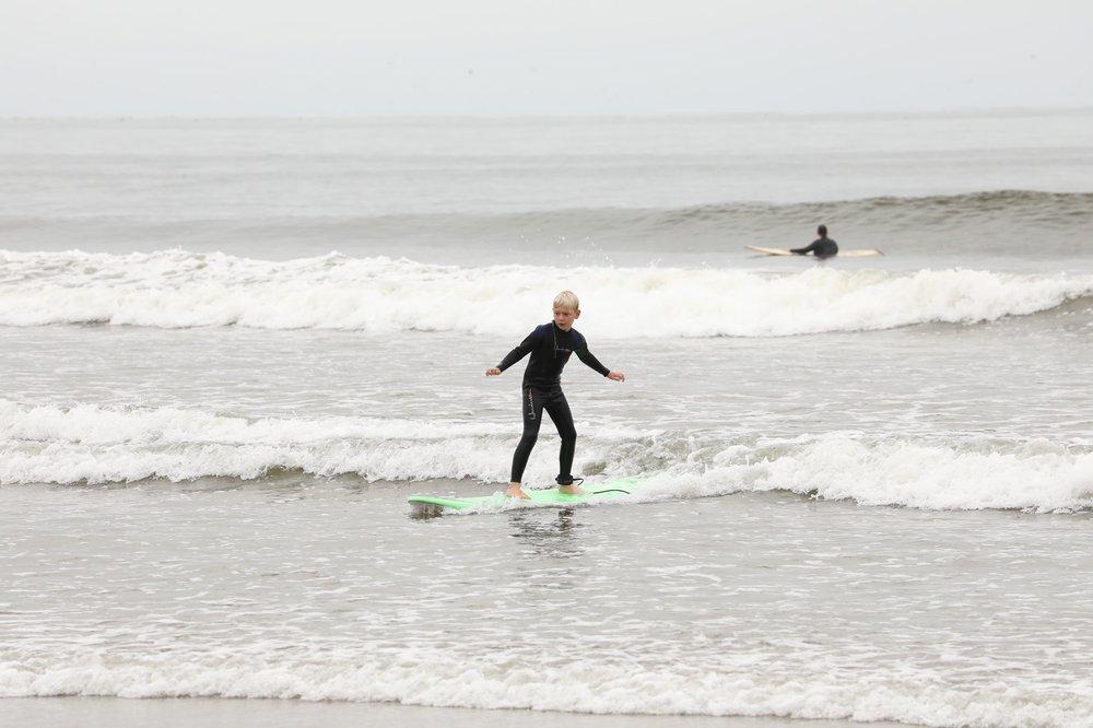 Shell Beach Surf Shop