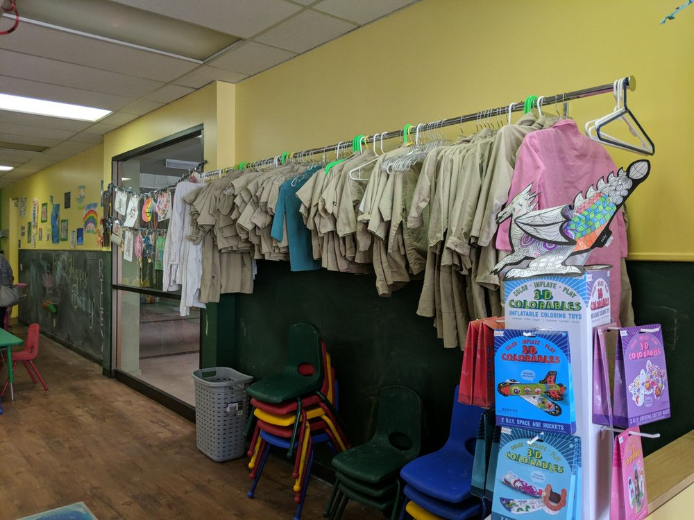 The Silly Smock: 25292 McIntyre St, Laguna Hills, CA