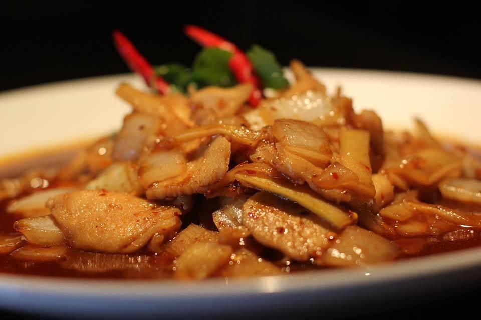 Thai Restaurant Columbus Ms