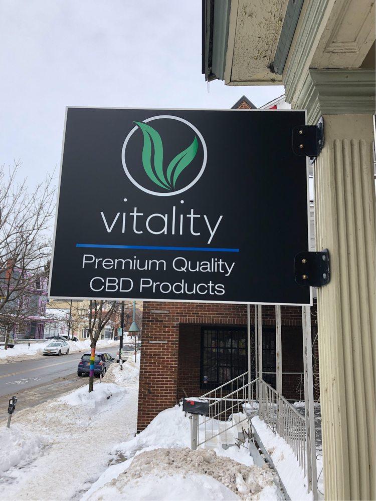 Vitality CBD, Inc.: 67 Elmwood Ave, Buffalo, NY
