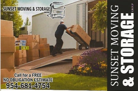 Sunset Moving And Storage Group 4822 NE 12th Ave Fort Lauderdale, FL  Warehouses Self Storage   MapQuest