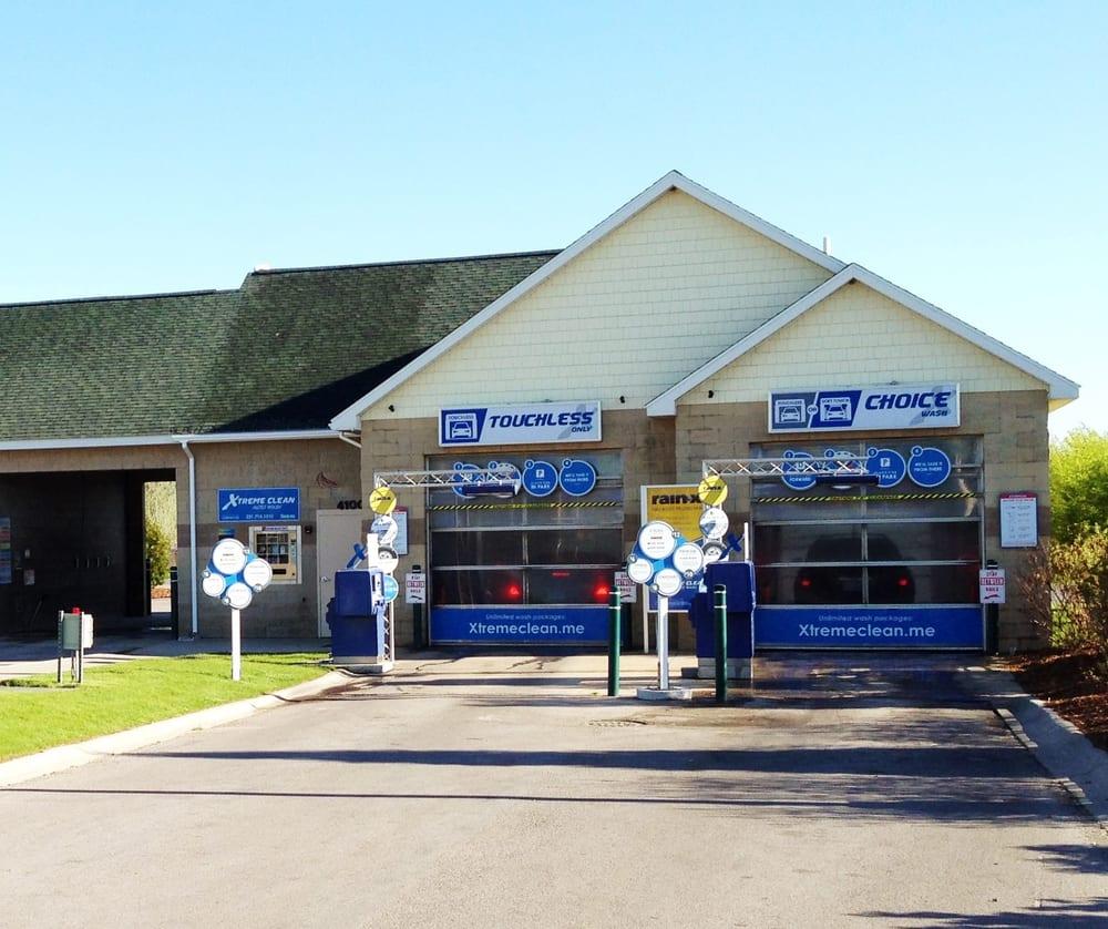 Xtreme Clean Auto Wash: 4100 Franke Rd, Traverse City, MI