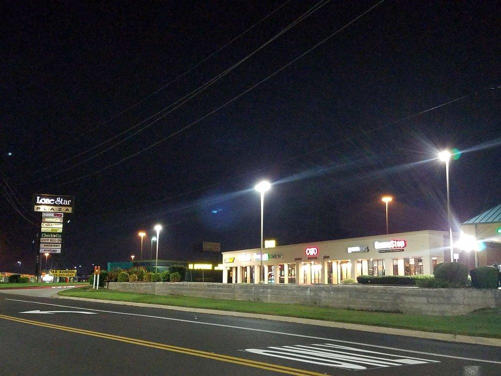 Lone Star Plaza: 404 Walton Dr, Texarkana, TX