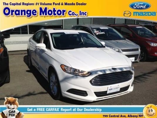Orange Motors Mazda CX Central Ave Albany NY Ford - Mazda dealership albany ny