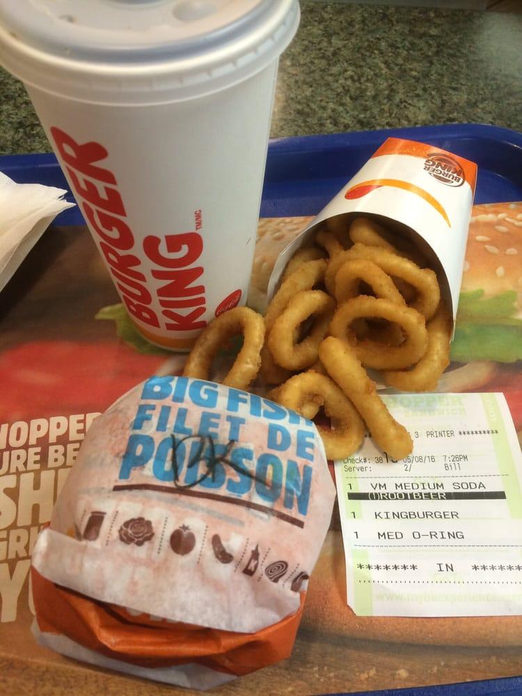 Burger King - 13 Reviews - Burgers - 1035 Columbia Street ...