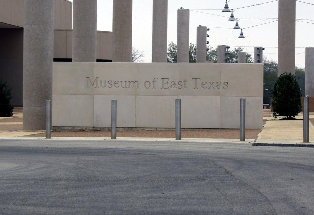 Museum of East Texas: 503 N 2nd St, Lufkin, TX