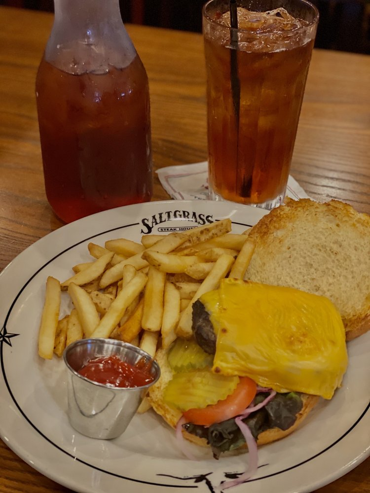 Saltgrass Steak House: 2624 Greenwich Rd, Wichita, KS