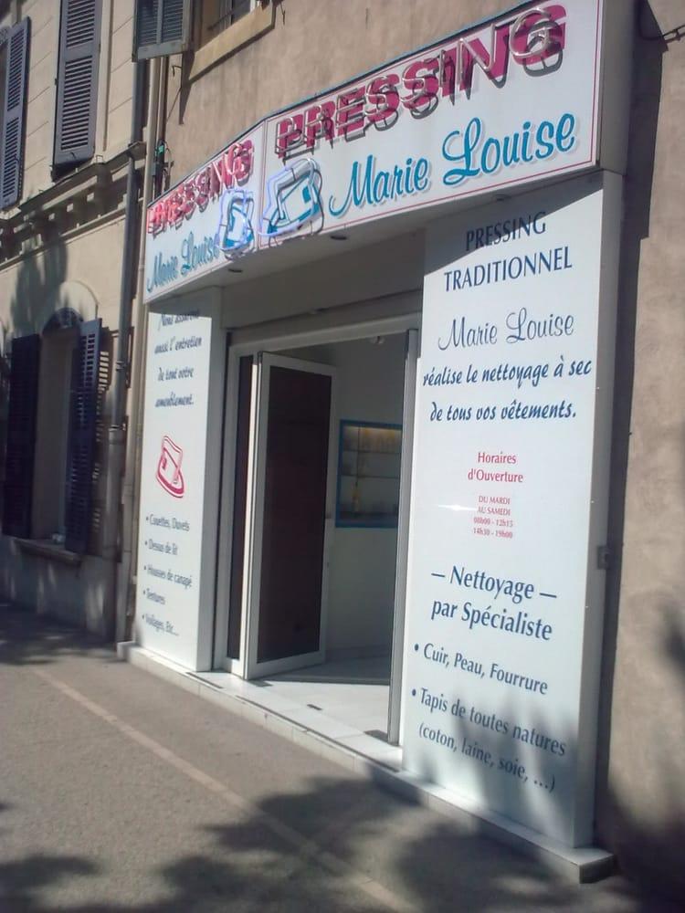 Marie louise blanchisserie et pressing 30 cours - Marie salon de provence ...