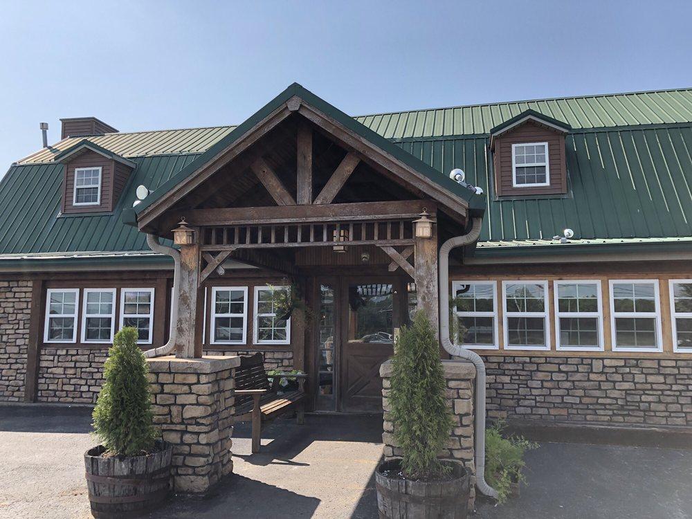 The Creek Side Family Restaurant: 1837 New Lebanon Rd, Campbellsville, KY