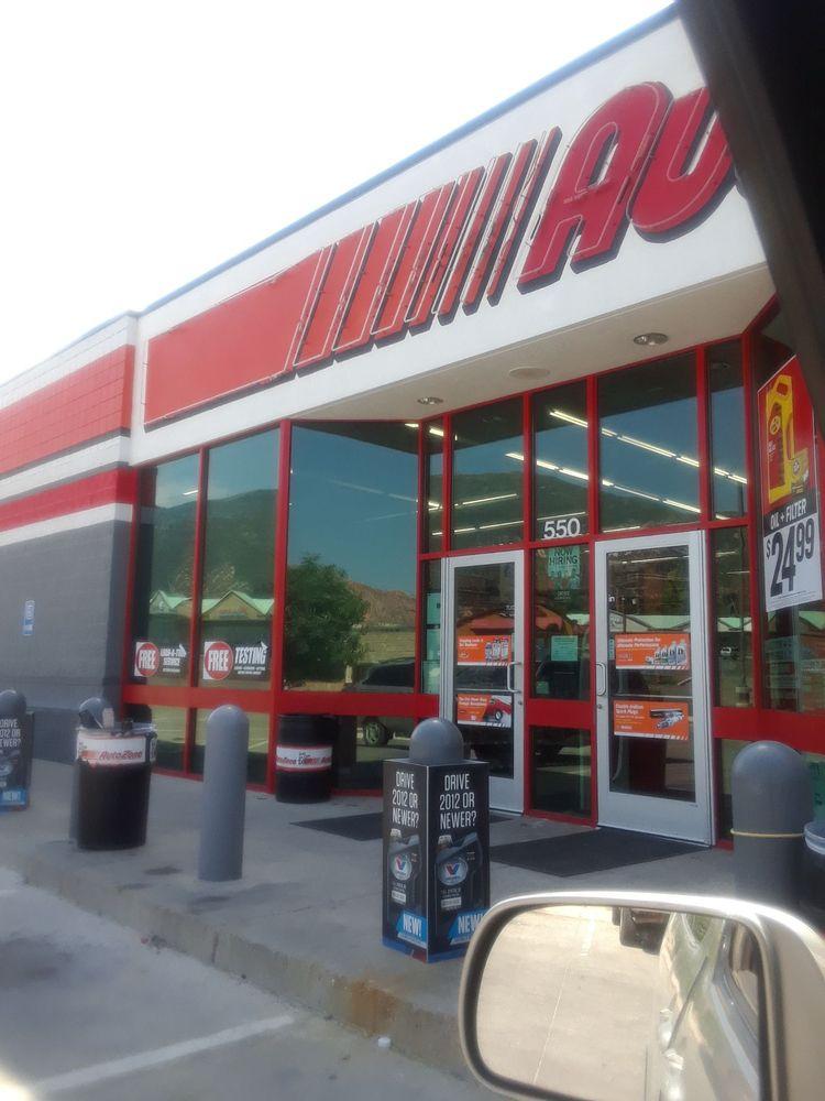 AutoZone Auto Parts: 550 S Main St, Cedar City, UT
