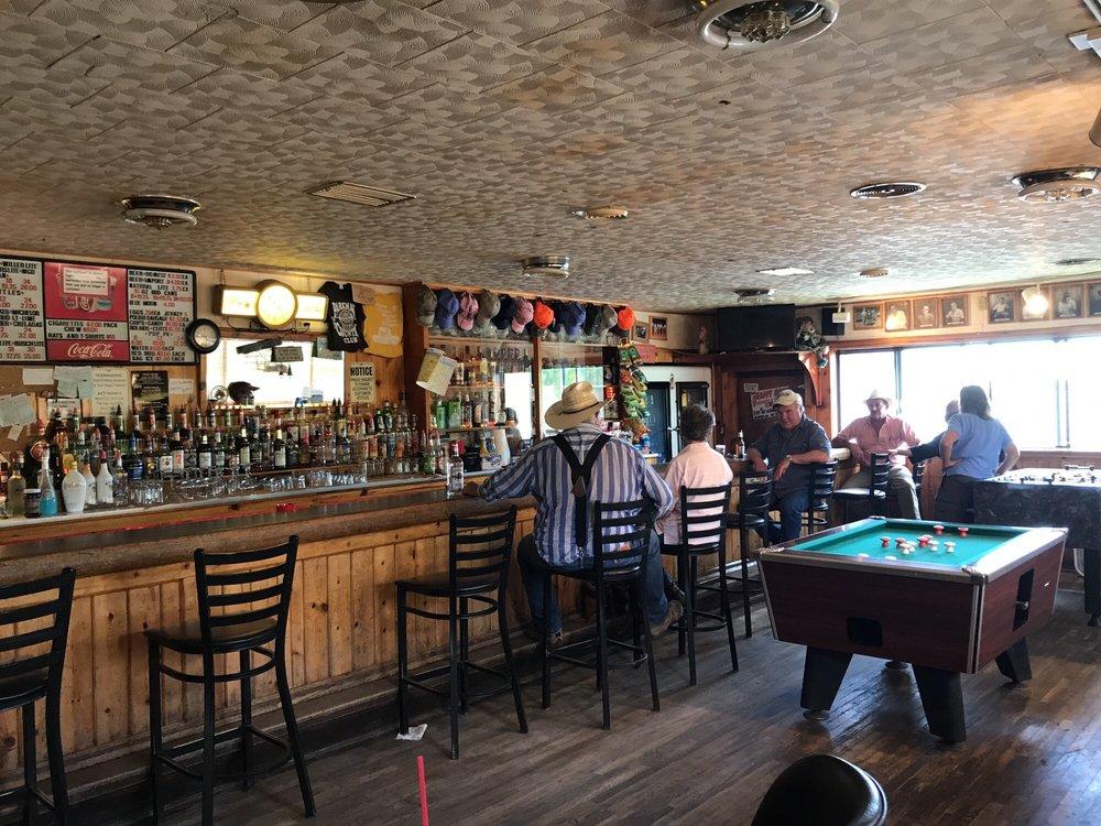 Parkman Bar: 268 Highway 345, Parkman, WY
