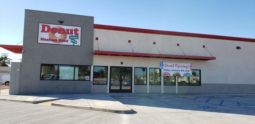 Donut Avenue: 601 S Brawley Ave, Brawley, CA