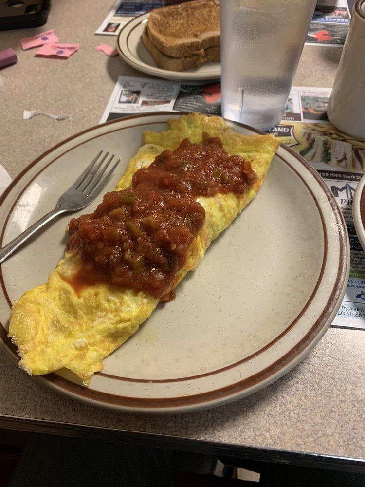 Freeland Diner: 1505 South St, Freeland, PA