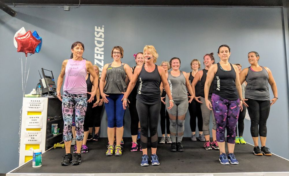 Jazzercise Barre Fitness Center: 131 S Main St, Barre, VT