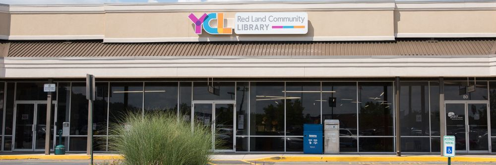 Red Land Community Library: 70 Newberry Commons, Etters, PA