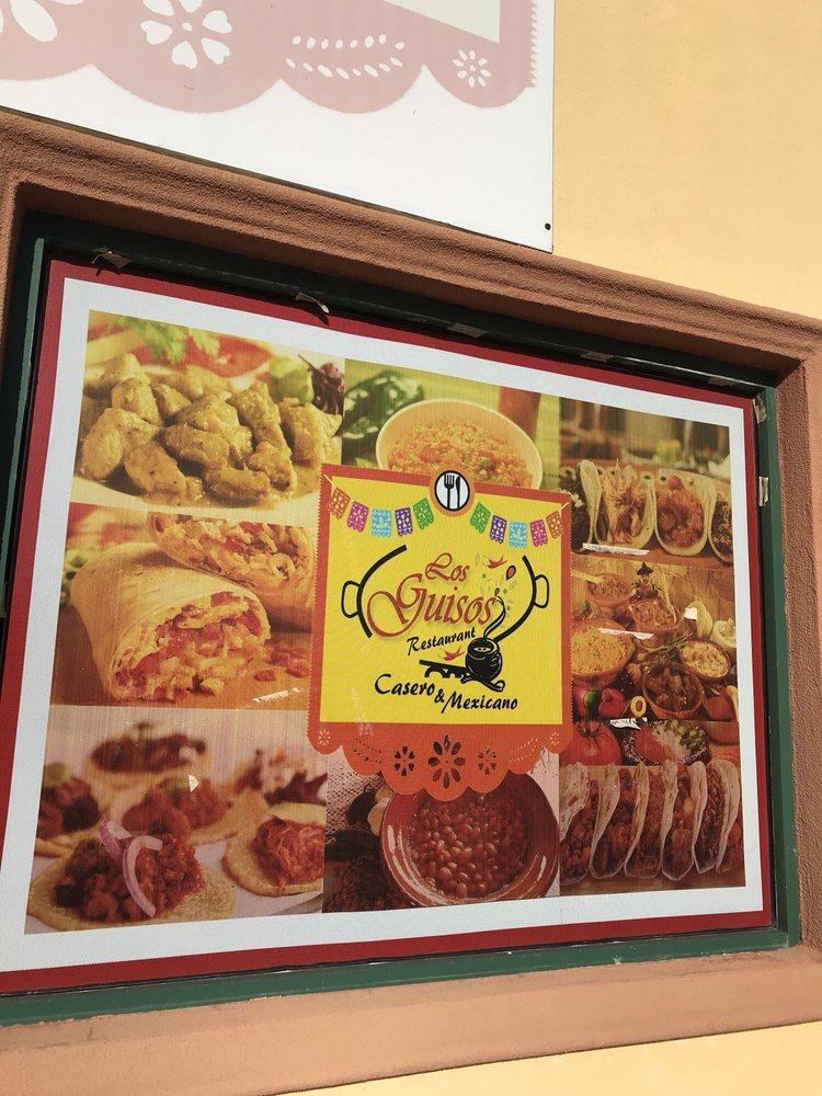Los Guisos Restaurant: 943 S Alamo Rd, Alamo, TX