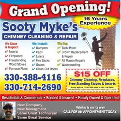 sooty myke s chimney cleaning repair chimney sweeps 120 trudy rh yelp com