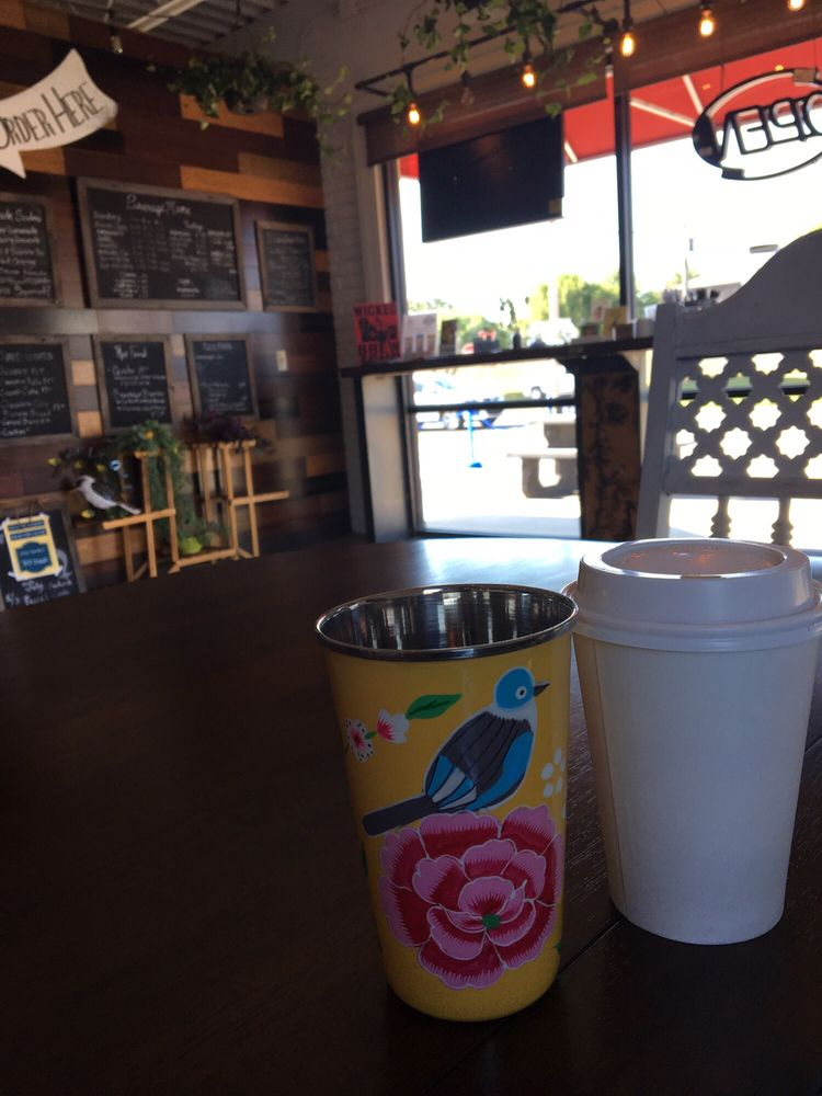 Kookaburra Coffee West: 9414 W Central Ave, Wichita, KS