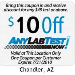 any lab test now reviews Any Lab Test Now Chandler - 12 Reviews - Laboratory Testing - 2075 W ...