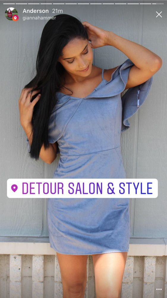 Detour Salon & Style: 1816 E 53rd St, Anderson, IN
