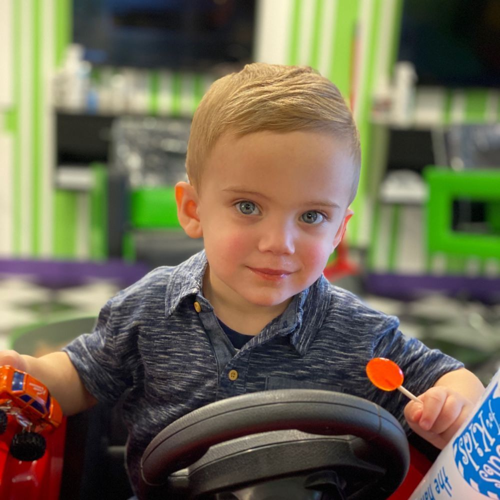 Sharkey's Cuts for Kids - Lake Forest: 24331 Muirlands Blvd, Lake Forest, CA